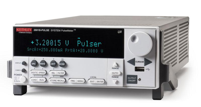 Keithley 2601B-PULSE System Sourcmeter Pulser-SMU