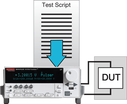 2601B-PULSE Embedded Scripting
