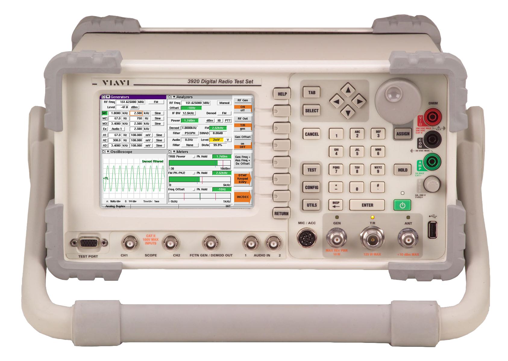 VIAVI 3920B Radio Test Set