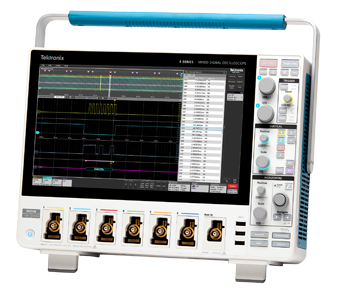 Tektronix 4 Series MSO