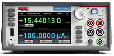 Model 2450 200V, 1A, 20W, SourceMeter SMU Instrument