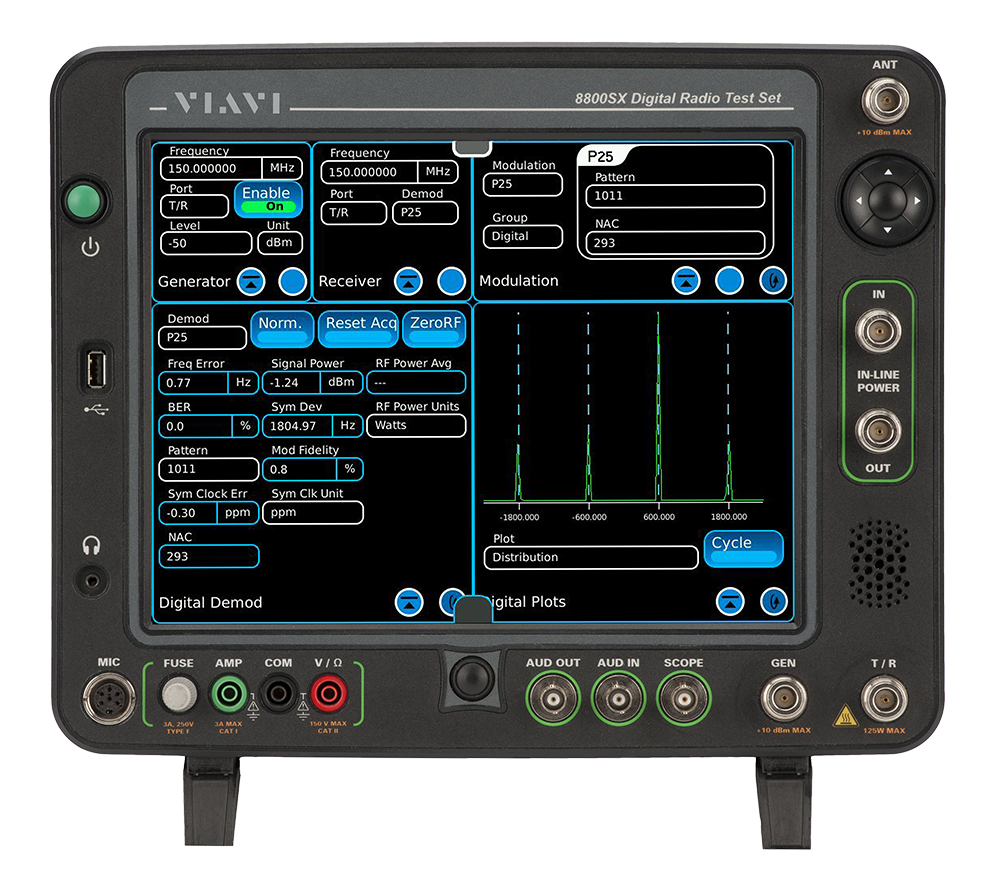 VIAVI_8800SX_Radio_Test_Set_front