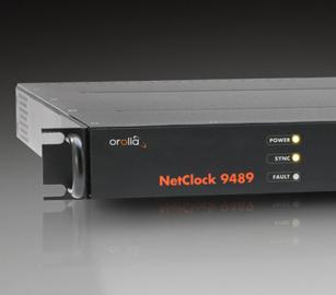 Orolia Netclock 9489 GPS NTP Server