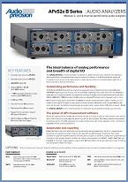 APx525s datasheet thumb