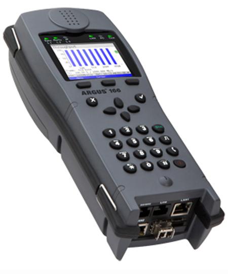 ARGUS166 DSL Tester