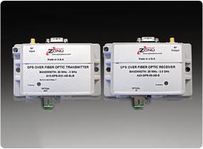 Spectracom GPS Antenna Fibre Optic Link