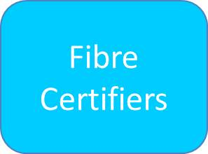 Fibre Certifers button