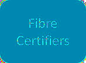 Fibre Certifiers button