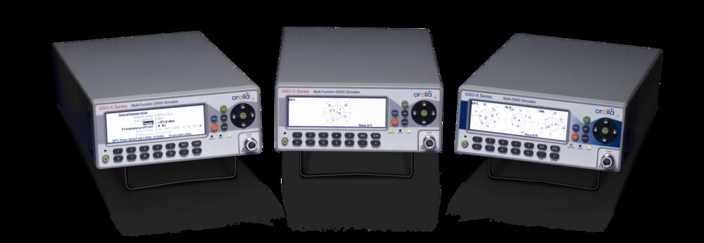 Orolia GSG 5-6 Series GNSS Simulators