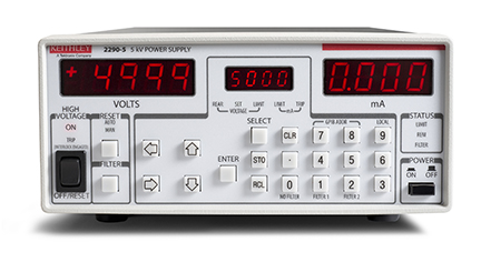 2290 HV power supplies