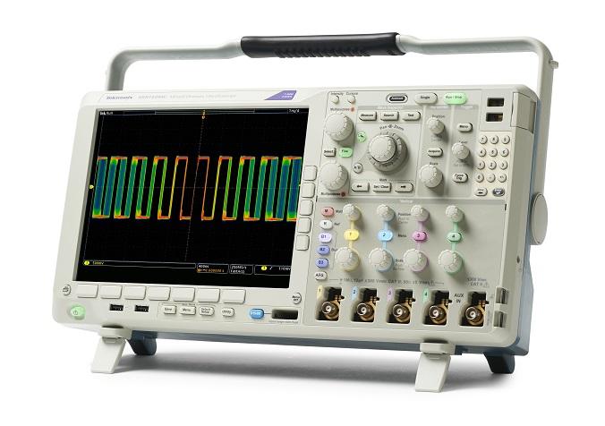 MDO4000 with Spectrum Analyser