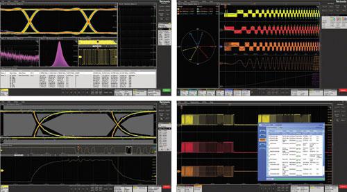 Tektronix 6-Series B MSO Advanced Analysis