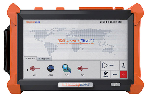 ShinewayTech MTP-200X OTDR