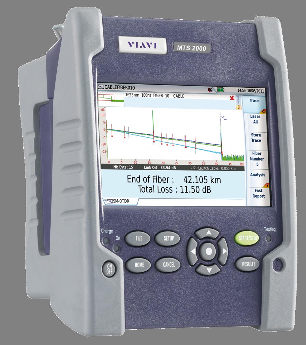 VIAVI MTS-2000 OTDR