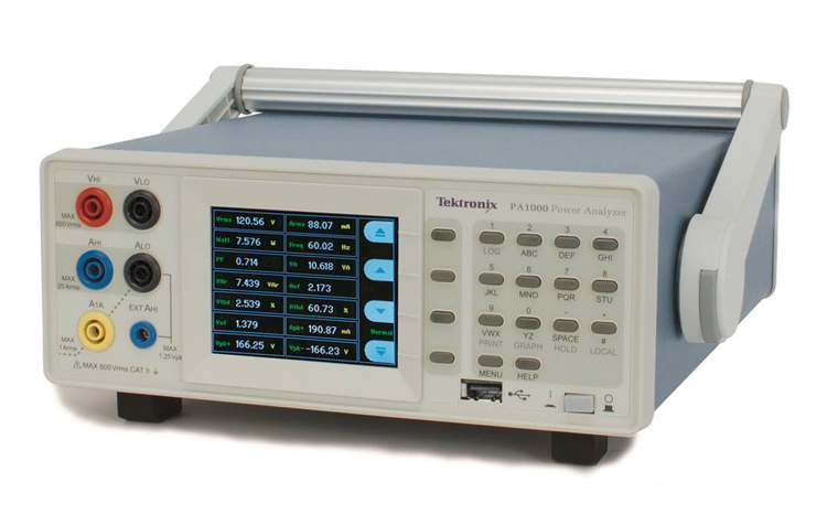Tektronix PA1000 Power Analyser