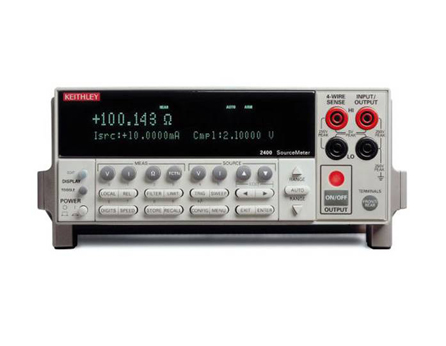 Keithley 2600B SMUs