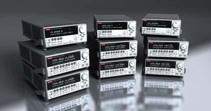 2600B Series SMUs