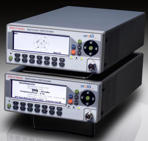 Spectracom GSG-5 and GSG-6 Series GNS Simulators