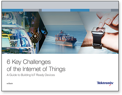 6 Key Challenges of the Internet of Things eBook