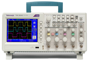 TDS2000 Digital Storage Oscilloscope