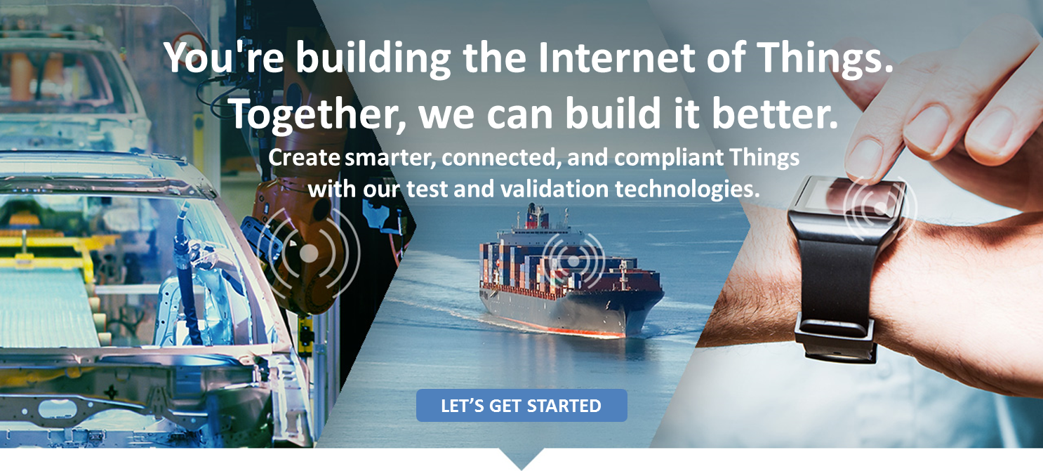 You're building the Internet of Things. Together, we can build it better