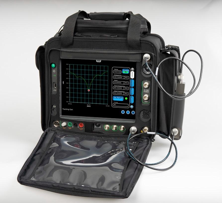 8800 Tracking Generator