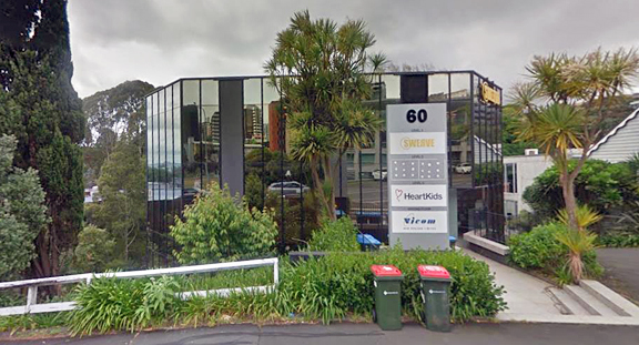 Vicom Auckland office