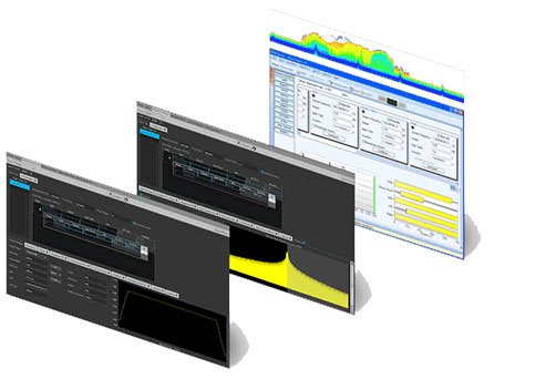 Tektronix AWG 70000 Arbitrary Waveform Generator Screenshots