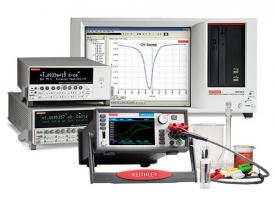 Keithley Electrochemisty Solutions family