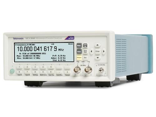 MCA3040 Microwave Counter Analyser Power Meter