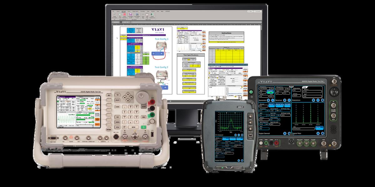 VIAVI Instrument Programming Tool - VIP Tool