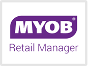 MYOB Retail Manager