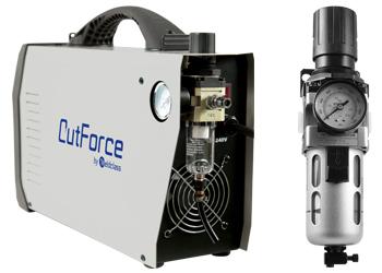 basic air filter regulator for plasma cutter