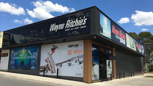 Wayne Ritchie's Ringwood